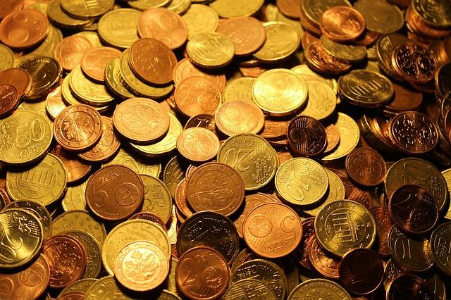 drobné eura